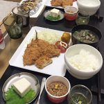 今日の食卓〜和幸のアジフライ定食〜