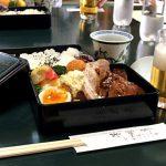 人形町の老舗「芳味亭」にて至福の小宇宙 洋食弁当を食す!