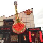 Hard Rock Cafe ハードロックカフェ東京@六本木でHappy Birthday!