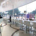 金沢21世紀美術館のカフェFusion21のケーキがオススメ!