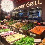 リオグランデグリルのお得ランチ@六本木で野菜と肉をチャージ