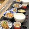 今日の食卓~豚肉と白菜&大根ステーキ~