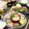 今日の食卓~手巻き寿司~