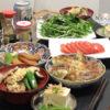 今日の食卓~餃子飲みでシメはタコ焼き~