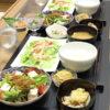 今日の食卓~野菜が食べたくて~