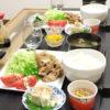今日の食卓~生姜焼き定食~