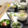 今日の食卓~なんちゃって深川飯&初さんま~