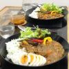 今日の食卓~カレーライス・夏野菜の素揚げ添え~
