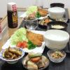 今日の食卓~アジフライ~