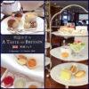 帝国ホテルでアフタヌーンティー★アガサ・クリスティーの世界を味わう英国アフタヌーンティーレポート