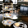 Opus銀座★大人カジュアルなホテルレストランで一人アフタヌーンティー:Go to eatで実質半額!
