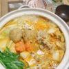 今日の食卓~キムチ鍋~